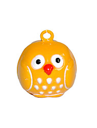Cute Cartoon Chick Pattern Little Bell for Pets Dogs