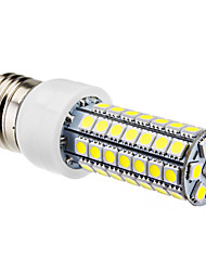 6W G9 / GU10 / E26/E27 LED Corn Lights T 63 SMD 5050 550 lm Warm White / Cool White AC 220-240 V