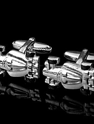 Gift Groomsman Racing Car Shaped Cufflinks