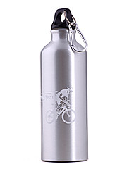 Sports Water Bottle Cycling Bike 500ML Bicycle Stainless Steel Sports Bottle(Assortted Colors)