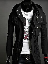 Men's Casual Hoodie Jacket