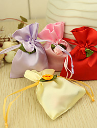 12 Piece/Set Favor Holder - Creative Satin Favor Bags Non-personalised