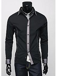 RR kaufen Fashion Cotton Fit Black Shirt