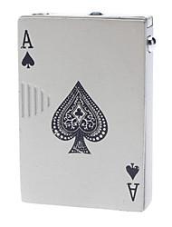Poker Style Spade-A Jet Butane Lighter