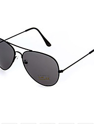 Man's UV400 Metal Pilot Full Frame Sunglasses(Assorted Colors)