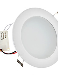 "3.5 ""6W 36x2835SMD 370-400LM 2700-3500K Warm White Light LED-Deckenleuchte Lampe (110-240V)"