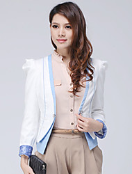 ZIMMUR V Neck Blazer Suit