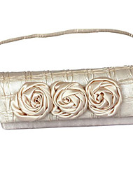 Colormoon Flower Evening Clutch Bag