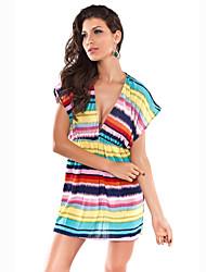 Sexy Stripes Beach Wear