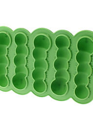 Carpenterworm Shaped Ice Tray Mould