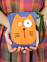 Cartoon Cute Small Cat Wallet