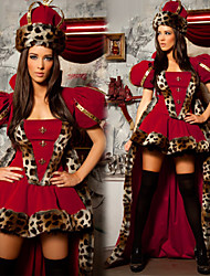 Ancient Babylon Queen Red Gown Women's Costume