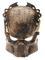 Bronzo ABS maschera spaventosa