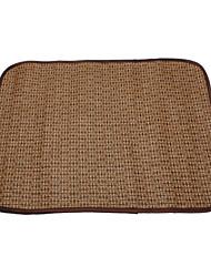 Zopfmuster Cool Summer Sleeping Mat für Hunde Katzen (55 x 45cm)