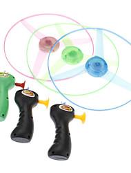 LED Flash Light UFO de disco voador Brinquedos (cor aleatória)