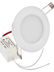 "2.5 ""4W 24x2835SMD 200-220LM 2700-3500K Warm White Light LED-Deckenleuchte Lampe (110-240V)"