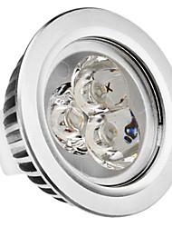 MR16 3W 210-250LM 2700-3500K luz blanca cálida LED Bombilla (12V)