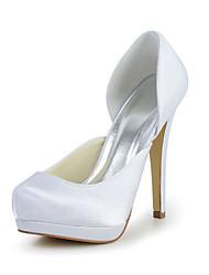 Grandi e Compact raso tacco a spillo pompe di nozze / speciale occasione scarpe (più colori)