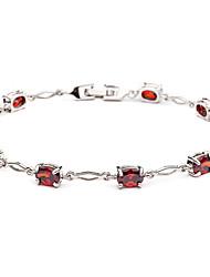 S & V Frauen-Zirkon Armband CBL_000012