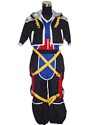 Ispirato da Kingdom Hearts Sora Costumi Cosplay