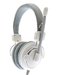 NUBWO-515 basses profondes conception confortable casque stéréo avec microphone (40mm Driver)