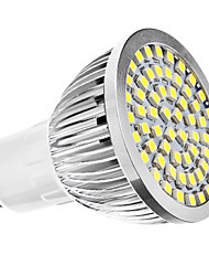 3W GU10 Spot LED MR16 60 SMD 3528 240 lm Blanc Naturel AC 110-130 / AC 100-240 V