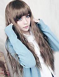 Lolita Wig Inspired by Sweet Lady Brown 80cm Princess