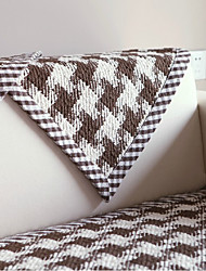 Cotton KF Check Sofa Cushion 90*90