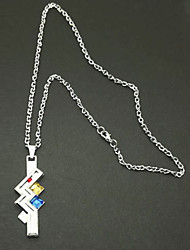 FF Lightning Return Alloy Necklace