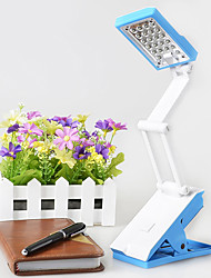 Swing Arm/LED/Clamp On Desk Lamps , Modern/Comtemporary Plastic