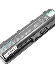 9600mAh bateria de 12 células para HP COMPAQ HSTNN-CBOX HSTNN-Q60C HSTNN-Q61C HSTNN-Q62C + Mais