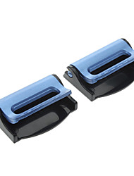 Blue Seatbelt Clip for Cars (Model:1401,2-piece)