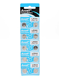 LR44 A76/1.5V Alkaline Battery Watch (10pcs)