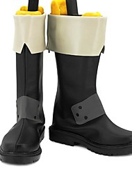 Sword Art online Kirito nero Cosplay Boots