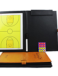 Sports Indoor Magnetic Folding Basketball Coaching Board(2Pens+Board Eraser+Magnets)
