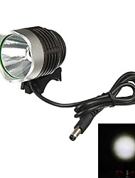 Staraes High Power 1000LM 3-Mode CREE T6 LED LED Bicycle Light Headlight Set (4*18650)