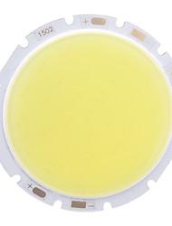 DIY 15W 1000LM 6000K Cool White Light COB LED Emitter (45-50V)