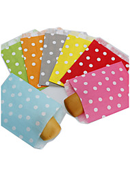 12 Piece/Set Favor Holder Cookie Bags Non-personalised