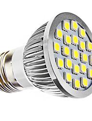 E26/E27 Lâmpadas de Foco de LED PAR38 21 SMD 5050 240 lm Branco Natural AC 110-130 / AC 220-240 V