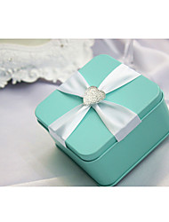 6 Piece/Set Favor Holder - Cubic Favor Tins and Pails/Favor Boxes Non-personalised