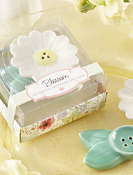 Blossom Cerâmica Salt & Pepper Shakers