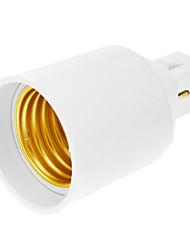 G24 для лампы E27 оправа адаптер