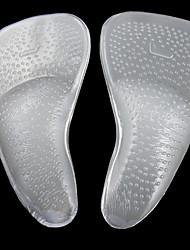 Confortable soutien Silicone Arc Pompes semelle