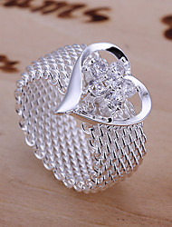 Heart Fence Ring