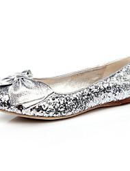Bom gosto Sparking Flats Glitter com bowknot partido Shoes (mais cores)