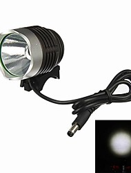 Waterdicht CREE T6 LED 4-Mode 1000-Lumen White LED Bike Light koplamp met accu Set