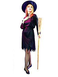 Mysterious Witch Women's Halloween Costume