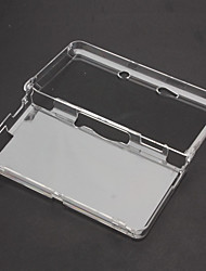 Clear Hard Case Cover for Nintendo 3DS