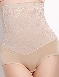 Lace High Waist Shaper Briefs