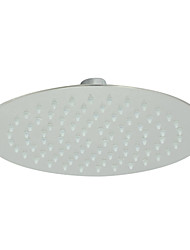 "8"" Modern Design Ultrathin Stainless Steel Round Shower Head"